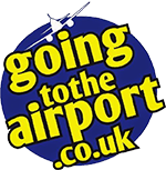 Going to the Airport - Logo